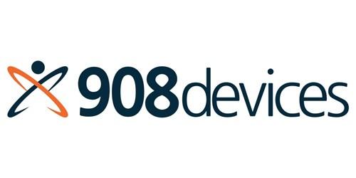 908 Devices logo