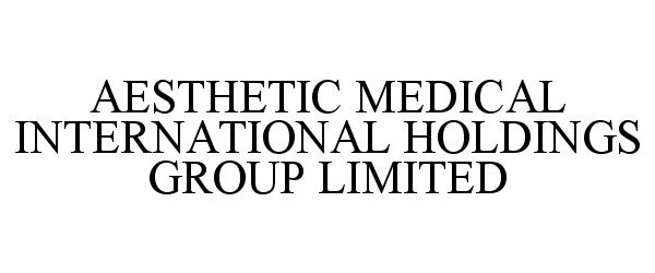 Aesthetic Medical International Holdings Group logo