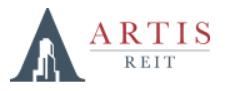 Artis Real Estate Investment Trust logo