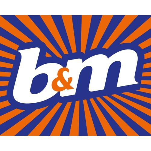 B&M European Value Retail logo