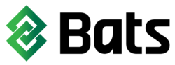 (BATS) logo