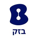 Bezeq The Israel Telecommunication logo