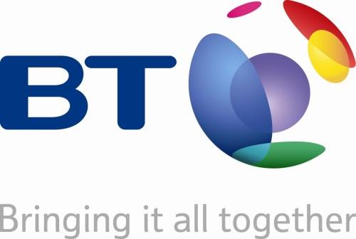 BT Group logo