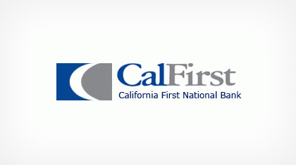 California First Leasing logo