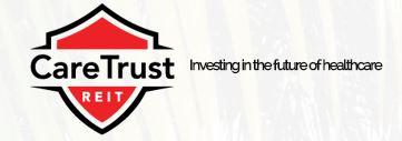 CareTrust REIT logo
