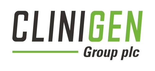 Clinigen Group logo