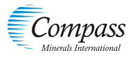 Compass Minerals International logo