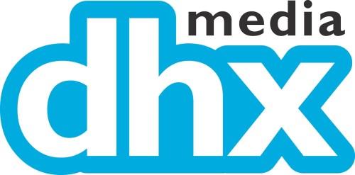 DHX Media logo
