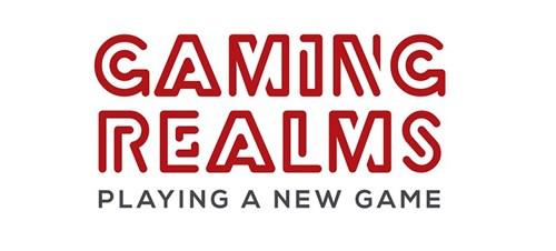 Gaming Realms logo