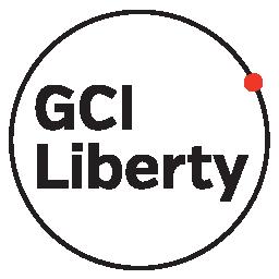 GCI Liberty logo