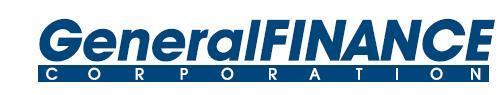 General Finance logo