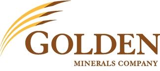 Golden Minerals logo