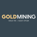 GoldMining logo
