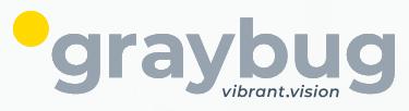 Graybug Vision logo