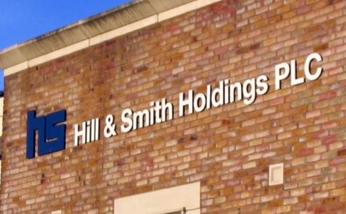 Hill & Smith logo