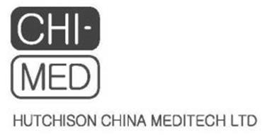 Hutchison China MediTech logo