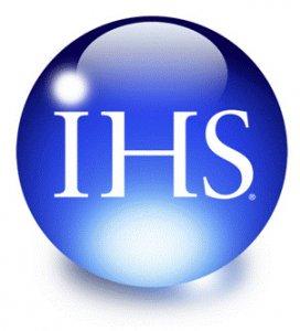 (IHS) logo