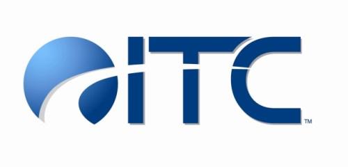 (ITC) logo