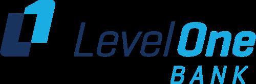 Level One Bancorp logo