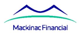 Mackinac Financial logo