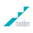 Mandom logo