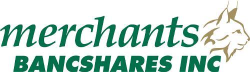 Merchants BancsharesInc logo