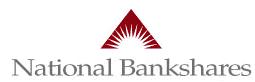 National Bankshares logo