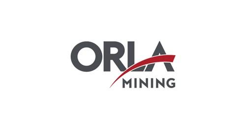 Orla Mining logo