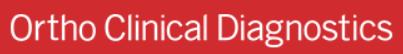 Ortho Clinical Diagnostics logo