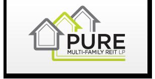 Pure Multi-Family REIT logo