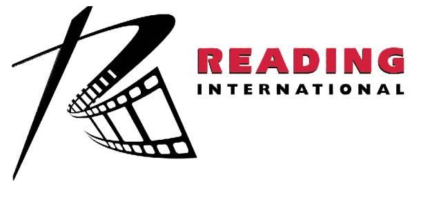 Reading International logo