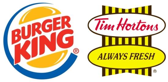 Restaurant Brands International logo