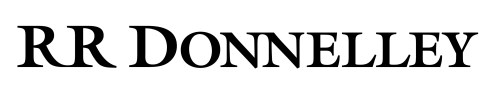 R. R. Donnelley & Sons logo