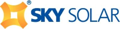 Sky Solar logo