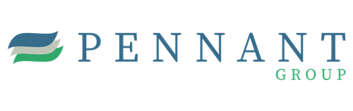 The Pennant Group logo