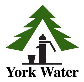 The York Water logo