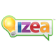 IZEA Worldwide logo