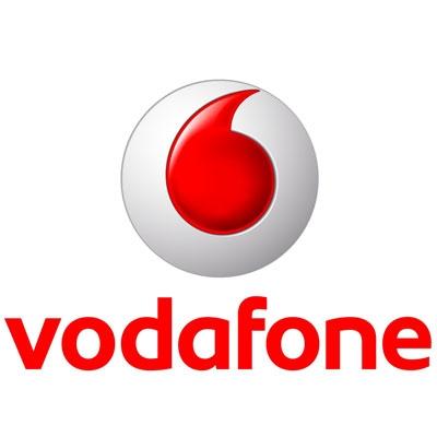 Vodafone Group logo